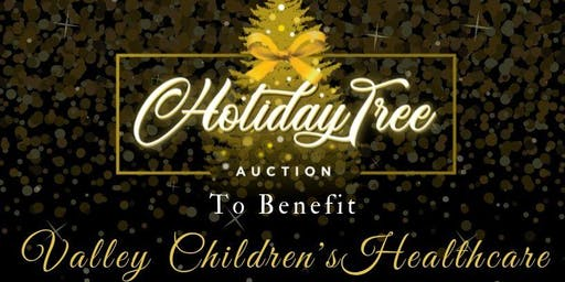 Holiday Tree Auction
