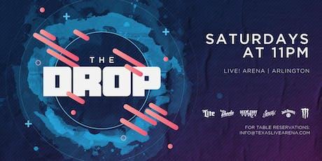 The Drop: Saint Clair tickets