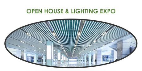 Open House & Lighting Expo tickets