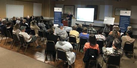 Social Security Maximization Workshop tickets