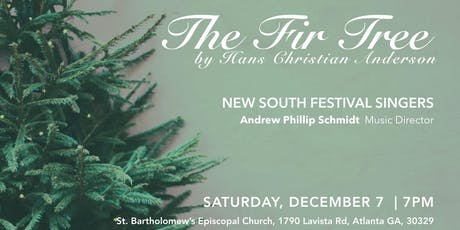 The Fir Tree: A Holiday Tale tickets