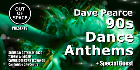 Out of Space Feat Dave Pearce & Janice Robinson (Dreamer/Livin Joy) tickets