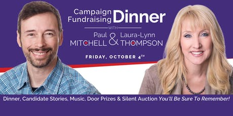 PPC Fundraiser - Dinner with the Candidates (Red Deer Ridings) tickets