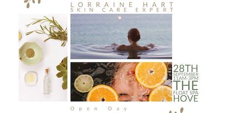 Lorraine Hart Skin Care Expert - Open Day tickets