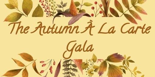 2019 Autumn A La Carte Gala