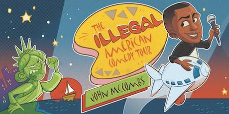 Illegal American Comedy Tour Tickets