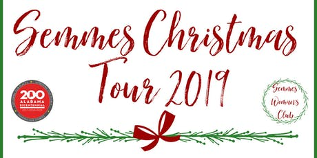 2019 Semmes Christmas Tour tickets