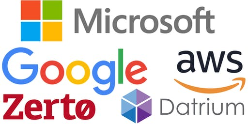 Angelbeat RTP October 3 with Microsoft, Amazon and Google Keynotes