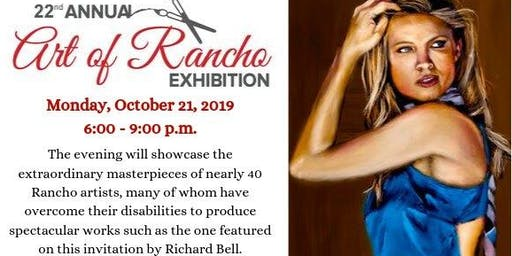 22nd Annual Art of Rancho Exhibition