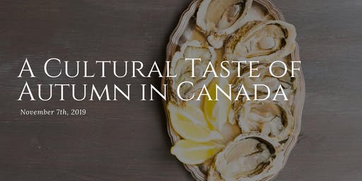 Copy of A Cultural Taste of Autumn in Canada