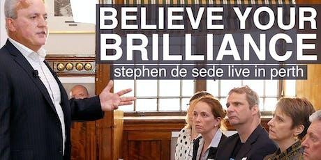 Believe Your Brilliance tickets