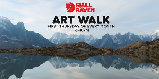 Art Walk with Amberlynn Ricco