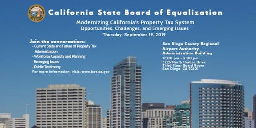 Modernizing California's Property Tax System