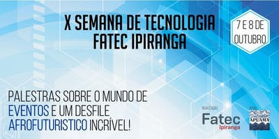 Buffet Colonial - X Semana de Tecnologia Fatec Ipiranga