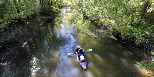 Indiana Dunes 2019 Outdoor Adventure Festival Paddling Event