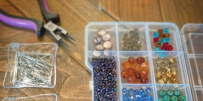 Drop in Beaded Knitting Jewelry Workshop