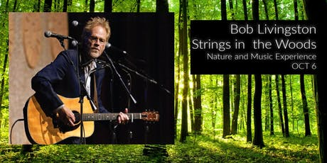Bob Livingston at Strings in the Woods with Will Taylor and Karen Mal Tickets tickets