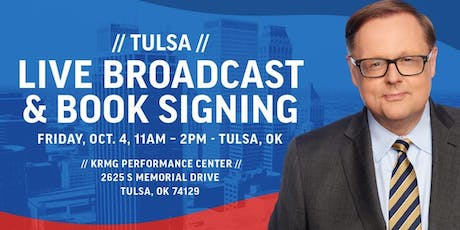 Todd Starnes Live Broadcast and Book Signing - Tulsa, OK tickets