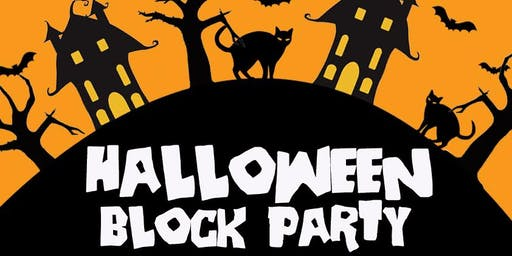 Halloween Block Party at Waverley Library FREE