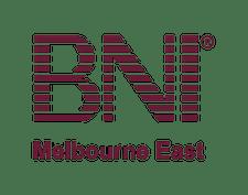 BNI Melbourne East logo