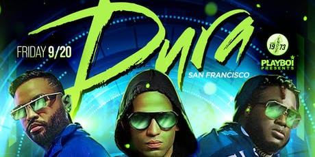 DURA SF | HIPHOP & REGGAETON | SAN FRANCISCO'S ALL NEW MONTHLY REGGAETON PARTY @ THE END UP! tickets
