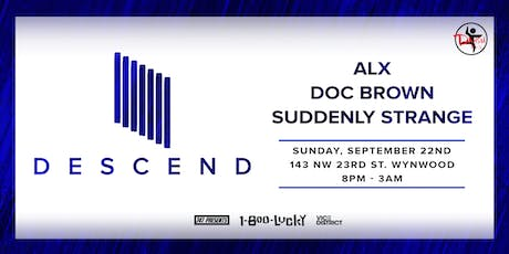 Dansu Sundays feat the Descend Records Takeover tickets