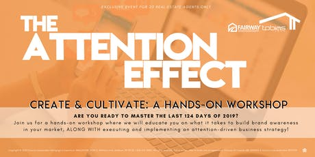 The Attention Effect - Exclusive Event tickets