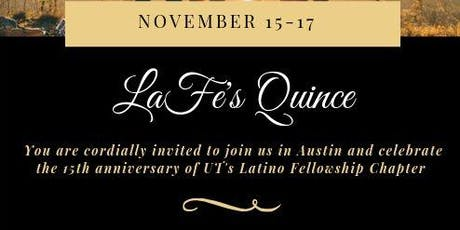 LaFe's Quince tickets