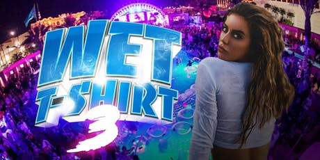 Wet T-Shirt Party Season Finale Vol 3 - $500 CASH Prize - Latin Fridays at La Revo tickets