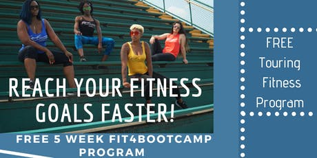 Fit4BootCamp Workout Tour - Los Angeles tickets