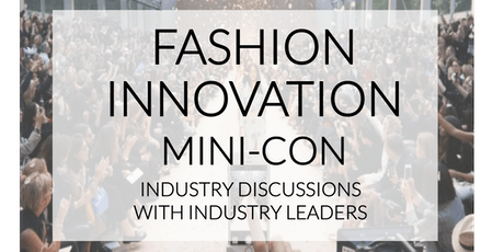 Fashion Innovation: What's Now, What's Next tickets
