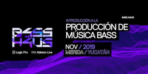 B4ssHaus presenta: Introducción a la producción de música Bass