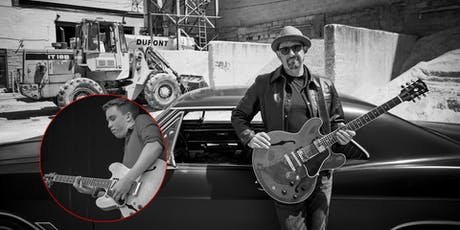 Steve Strongman Band with Spencer Mackenzie tickets