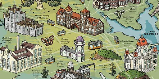Mapping the East Bay's Long Lost History