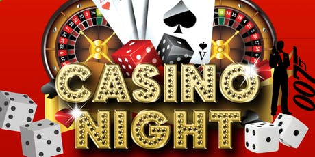 CHARITY CASINO NIGHT WREXHAM tickets