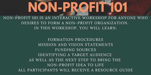 "Non-profit 101 With Kim Watson CEO of Project Joy ""Ca Non-profit of the year 2019"""
