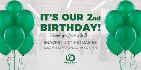 Birthday Party! tickets