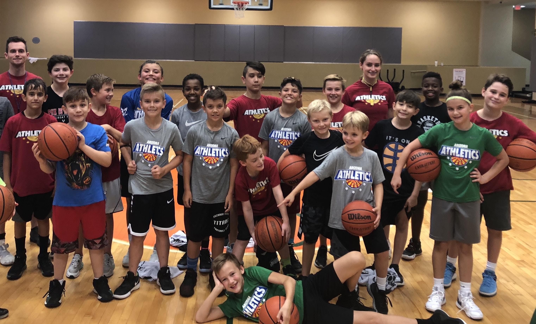 (AZA) Arcadia Basketball League K - 6th Grade