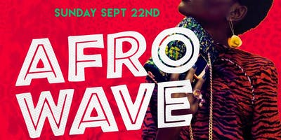 AFRO WAVE: Day Party @ Mojito Lounge