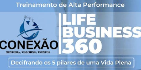 LIFE BUSINESS 360 ingressos