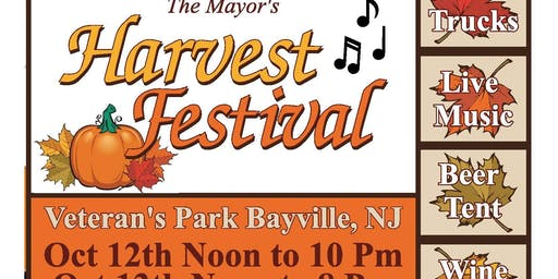 Berkeley Township presents The Mayor's Harvest Festival 2019