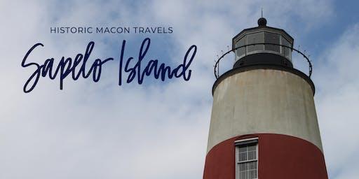 Historic Macon Travels: Sapelo Island