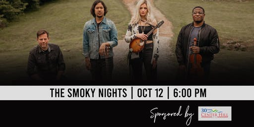 The Smoky Nights Live at The Burlap Room