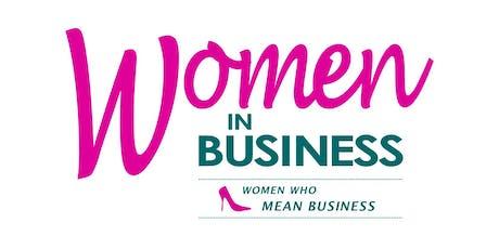 Women in Business 2019 tickets