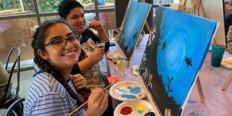 Beer and Brushes (Paint and Sip) tickets