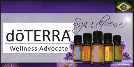WORKSHOP dōTERRA ingressos