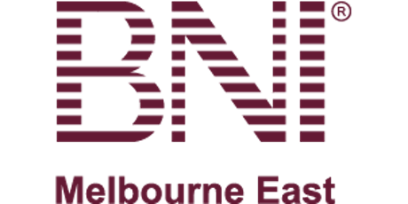 BNI Melbourne East - Face to Face Member Success Program tickets