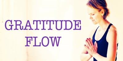 Nov Free Community Gratitude Slow Flow to Yin w/ Patricia