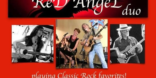 Red Angel Duo Live Music and French Toast Truck by Lokal Artisian Foods