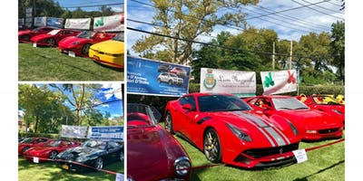 Italian Luxury Car show and Festival